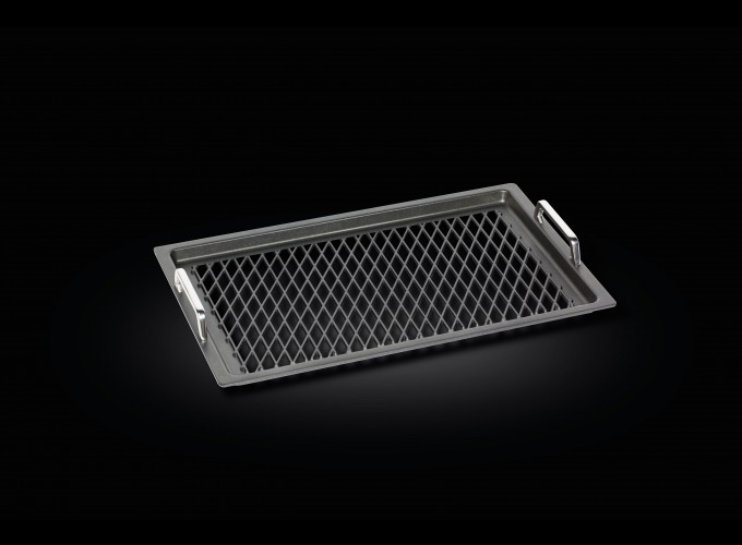 GN 1/1 perforated item 25333-BBQ-R