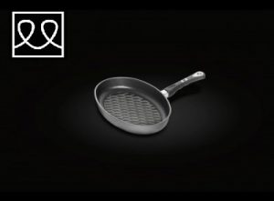 Fish pan item 3524BBQ – induction